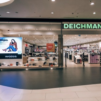 Nowy koncept aranżacyjny Deichmann w M1 Marki